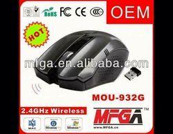 driver mini wireless optical mouse