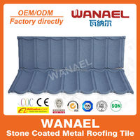 Classical Stone coat metallic roof/spanish clay roof tile/buying building material china