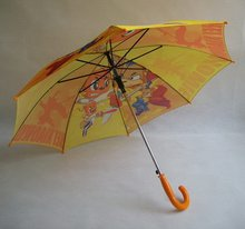 Fashionable unique fashion 19 with dog cartoon umbrella
