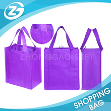 New Design Hot Sale Eco Foldable High Quality Promotional Printed Reusable Colorful Custom PP Non Woven Shopping Tote Bag