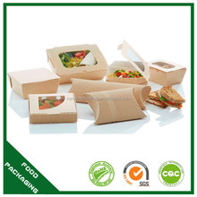 eco-friendly custom printed food boxes container
