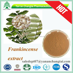 GMP factory supply Hot sale high quality 100% natural boswellia extract boswellic acid