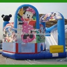 Innovative Kids Favorite minnie mouse bouncy castle H1-1817