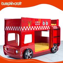 Preço barato em forma de carro guarda-roupa de cama e