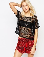 new shirt ladies summer blouse woman sexy lace top