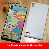 Custom Mobile Phone Case for Huawei P6 |TPU-P6