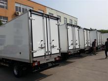 Hot selling ckd box van fridge truck body auto body panel