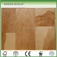 3 Layer Birch Wooden Rustic Grade Engineered Flooring