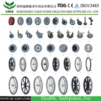 CARE wheelchair spare parts/wheelchair accessories/parts for electric wheelchair