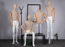 FRP male display mannequin for shop window