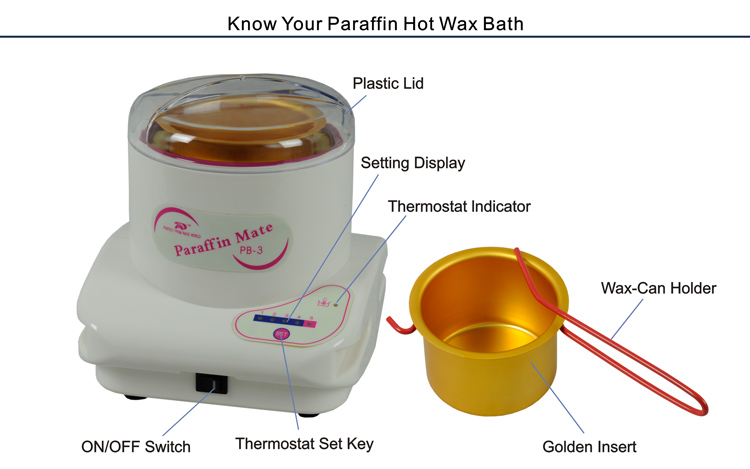 how to make paraffin wax at home