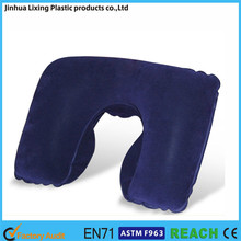 inflatable travel pillow,headrest, back support, armrest,bath rest pillow