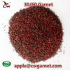 Ship surface cleaning raw garnet 30 60