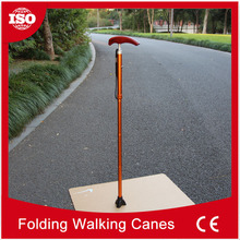 Patent factory Retractable Smart walking cane for the blind