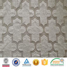 new design 100% polyester knitting jacquard fabric for bus /car seat cover