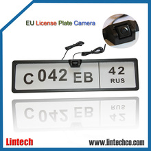 China supplier ir led license plate for European cars