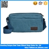 Suitable for men and women small urban canvas vintage messenger bag