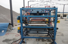 bule eps sandwich panel /sandwich roofing and wall panles(EPS)roof metal tile roll forming machine Made in China 2015 new model