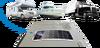 17.8V 5.6A High Efficiency Monocrystalline Solar Cell for electronic DIY 1050*540mm 100W SN-H100W