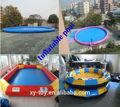 Grande praça piscina, adulto inflável piscina, piscina inflável gigante de aluguer