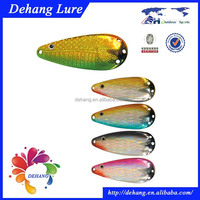 Wide Variety Of High Quality Metal Fishinglure Copper Fishing Spoon Lures