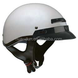 HuaDun abs shell half face motorcycle helmet /summer helmet HD-110