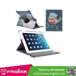 Hot Selling Cheap case for ipad,360 Degree Rotary Stand Smart Leather Shell for iPad 2 3 4