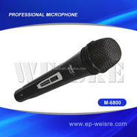 new style universal powerful collar wired microphone