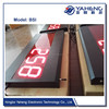 big screen display with weighing indicator function