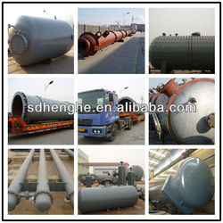 carbon steel tube shell heat exchanger