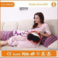 2014 hot sale car neck rest massage pillow with mesh colth
