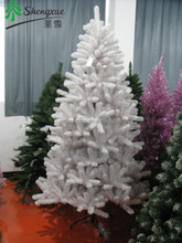 Hot Selling Festival Decorations White PVC Christmas Tree