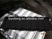 roofing solution-stone coated metal roofing tiles