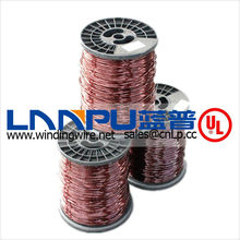 alambre de aluminio bobinado