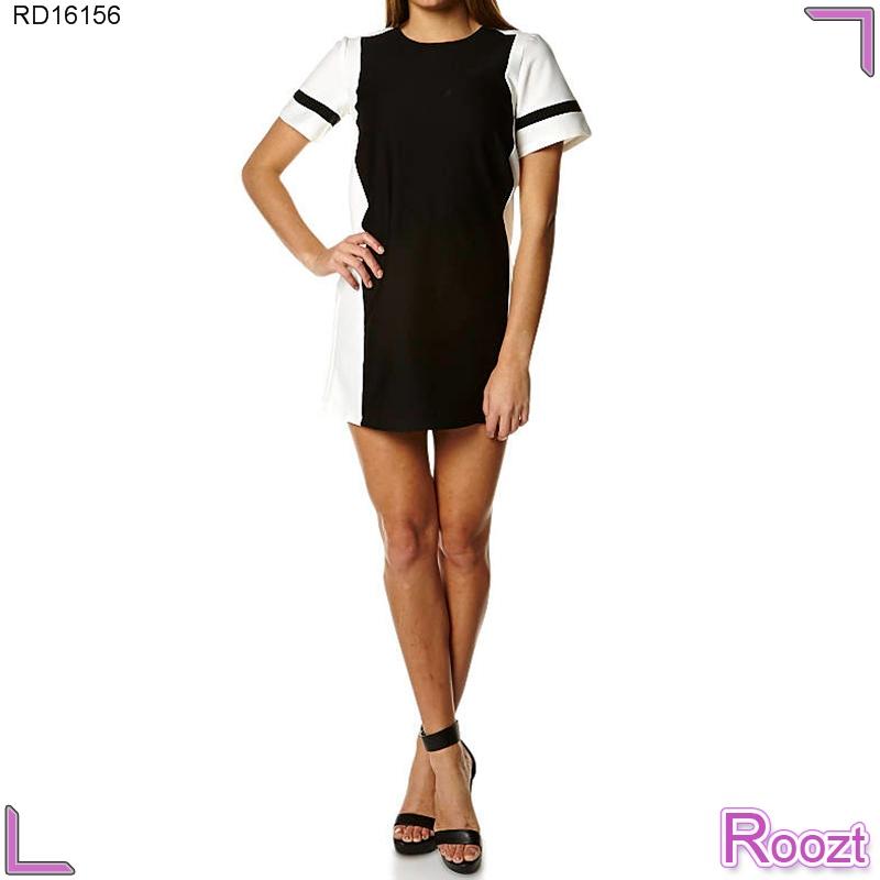 Vestidos de punto para los diseñadores del vestido del verano cortos vestidos clásicos sexy en línea