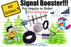 Upgraded GSM Globe & Smart Signal Booster / Repeater / Amplifie with LED Monitor