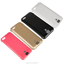 2200mAh External Battery Backup Charging Bank Power Case Cover for iPhone 5 5s 5c
