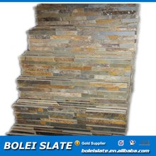 Chinese rusty natural culture slate tile