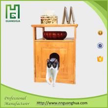 cheap wooden cat litter funiture wholesale bulk per products