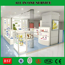 Display Shop Furniture for Perfume Shop fitting