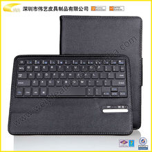 2014 The Newest Arrival Custom Design 11.6 Inch Tablet pc Leather Keyboard Case For Compatible Android 13,8 Inch Tablet pc Case
