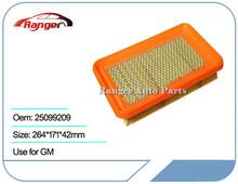 High Performance Car Air Filter for GM OEM: 25099209