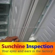 refrigerator /freezer/icebox/refrigeratory production inspection/quality control inspection/pre-shipment inspection