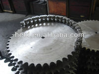 hetd high qality ANSI type A industrial hardened tooth Sprocket