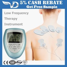 tens acupuncture digital therapy acupuncture massager machine