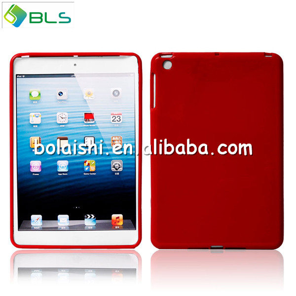 China manufacturer soft tpu case for ipad mini