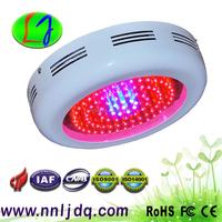 Quick grow Deep penetration 90x3W UFO LED grow light for Hydroponic grow with 1W chip