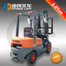 new brand bulk cargo with small forklift