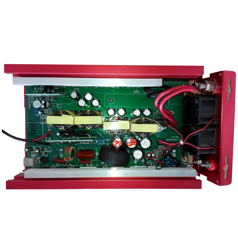 Pure Sine Wave Inverter Frequency Circuit Diagram Drive On Ups Board 500w Solar 2 4 3 1000w 1500w