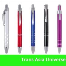 Hot Sale Custom slim twist pen for hotel